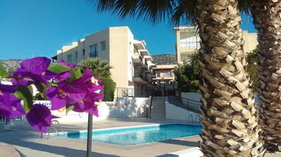 Photo for Peyia Cottages A  Apartment 3 bedroom, 2 bathrooms, air-con, free Wifi and UK TV