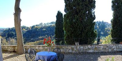 Photo for 2 bedroom Villa, sleeps 4 in Galluzzo with Pool and Air Con