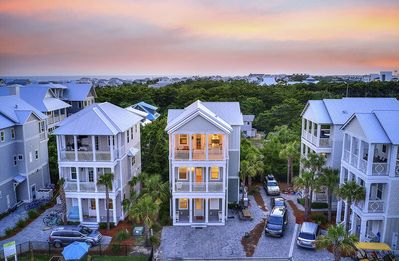 Photo for Stunning 30A Vacation Home in Inlet Beach w/ Community Pool!