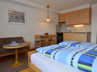 Photo for Apartment Orion in Saas-Fee - 2 persons, 1 bedrooms