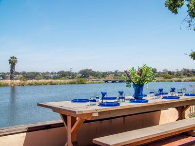 LUXURY HOME WITH AN AMAZING VIEW OF THE BUENA VISTA LAGOON