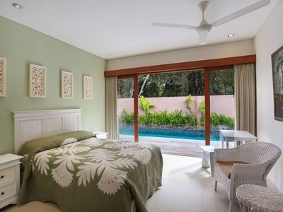 Photo for Deluxe Room With Pool- Penestanan, Ubud