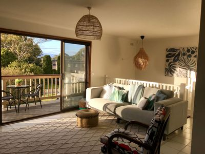 Photo for Sunny Island Hideaway - Walking distance to the beach