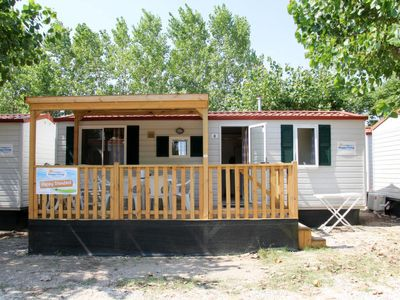 Photo for Vacation home Riccione Camping Village (RIC250) in Riccione - 6 persons, 2 bedrooms