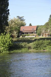 Photo for Beautiful restored house with heated Pool and direct Dordogne river acces.