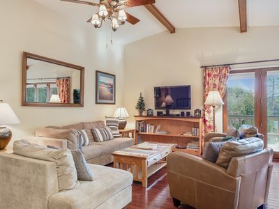 Photo for Family-friendly home w/ shared pool & easy beach access
