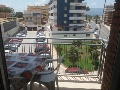 Photo for Apartment 200 meters from the sea in San Antonio Cullera commercial area.