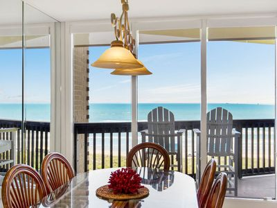 Photo for Sandpiper  #503L: Beachfront 1 Bedroom 1 Bathroom With Spectacular Views and 24 Hour Management