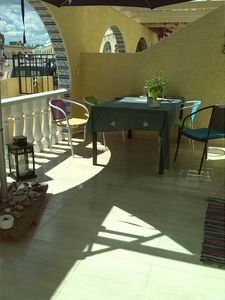 Photo for Holiday house in a quiet urbanization Camposol near Mazarron / Murcia
