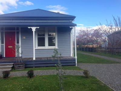 Photo for Inviting cottage close to the square
