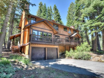 Photo for Rustic and Spacious Taste of Tahoe, Pool Table, Close to Resort