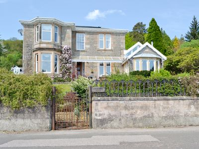 Photo for 5 bedroom accommodation in Tighnabruaich