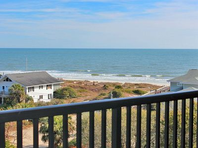 Photo for Comfortable 3 Bedroom 608 Litchfield Retreat.  Offers great Ocean Views and Pool Access