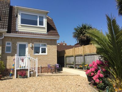 Photo for FANTASTIC newish built holiday cottage near sandy beach of Sandown