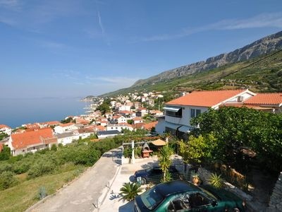 Photo for Apartment in Sumpetar (Omiš), capacity 4+2