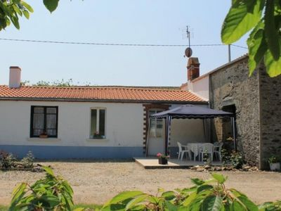 Photo for Gite Paulx, 2 bedrooms, 5 persons