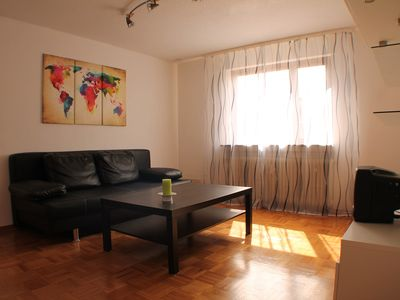 Photo for 1BR Apartment Vacation Rental in Renningen