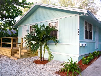 Photo for Charming 2BDR Apt-Walk Downtown, Minutes to Beach