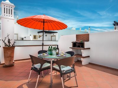 Photo for Apartment in Tavira with Air conditioning, Balcony, Washing machine (718214)