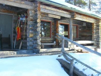 Photo for Vacation home Nanguvilla in Inari - 8 persons, 2 bedrooms