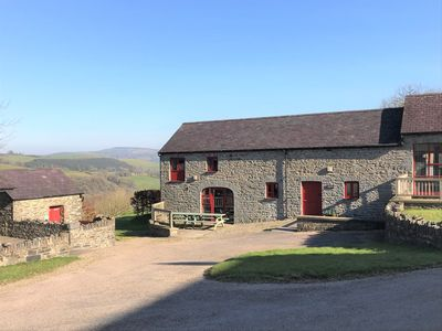 Photo for 5 bedroom Barn in Aberaeron - VALKI