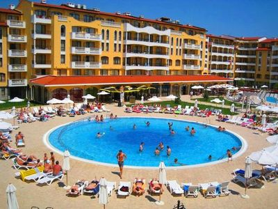 Photo for Holiday apartment Sunny Beach for 2 - 3 persons - Holiday apartment