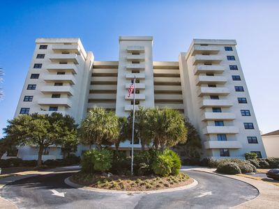 Photo for The Islander 5E Breathtaking Oceanfront Views with Incredible Amenities!