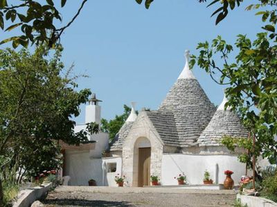 Photo for traditional Apulian trullo