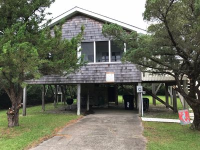 Photo for 2 bedroom, Hatteras Island Charm, pets, quiet neighborhood