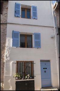 Photo for Charming and unique house in the Old Town of Antibes
