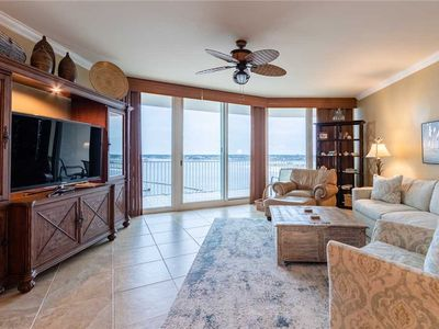 Photo for Caribe 701C: 2 BR / 2 BA condo in Orange Beach, Sleeps 9