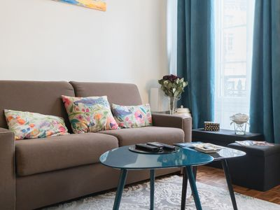 Photo for HostnFly apartments - Beautiful apt close to the Luxembourg Garden