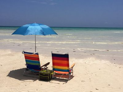Photo for Beachfront condo on Grand Bahama, accepting post Dorian bookings!