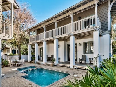 Photo for Spectacular 4BR Home! South of 30A w/ Private Pool!