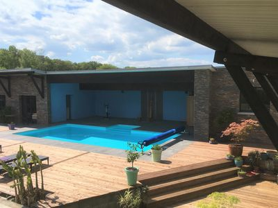 Photo for GÎTES 23M2 with terrace, access swimming pool and sauna