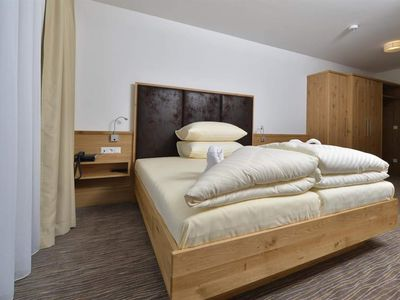 Photo for Double room, approx. 20m² for 1-2 persons Summer AI - Almhotel Kärnten