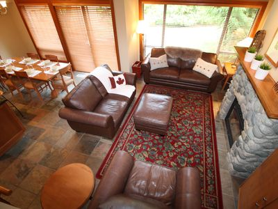 Photo for Best Whistler Village executive FOUR bedroom townhome w/ private hot tub!