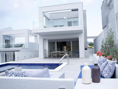 Photo for Villa with private pool