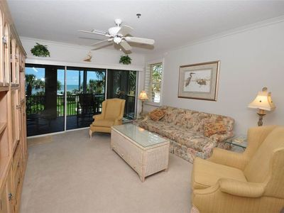 Welcome to South Beach #205 - Decorated in peaceful seaside colors and with a stunning view of the beach and the Atlantic Ocean right from the living room, South Beach #205 is everything a Florida beachfront condo should be.