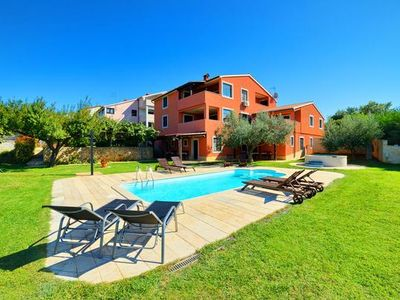 Photo for Holiday apartment Pula for 1 - 6 persons with 2 bedrooms - Holiday apartment in a villa