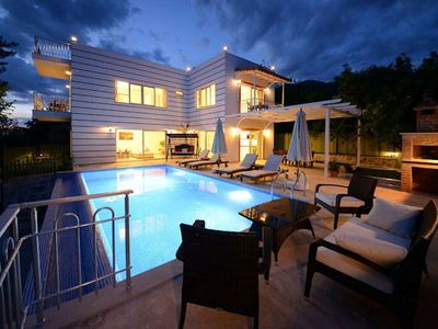 Photo for Villa Gizli Bahce is a beautiful two bedroom, luxury villa offering the guests complete privacy on t