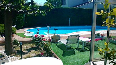 Photo for 1BR House Vacation Rental in Montady, Occitanie