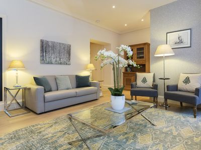 Photo for Immaculate Three Bedroom Apartment in Kensington, Sleeps 8 (Veeve)