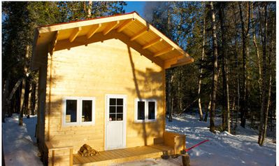 Photo for Eco-Chalet - Trois-rives, Quebec, Canada