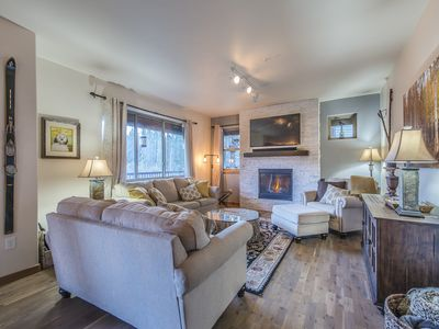 Photo for Luxury Condo at Standard Pricing. 2 Bed 2 Bath with Divide and River Views!