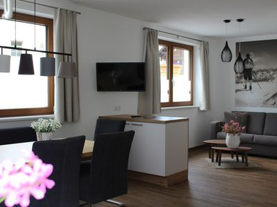 "Photo for Apart ""Hanni"" - beautiful new apartment in the heart of the Tyrolean Oberland"