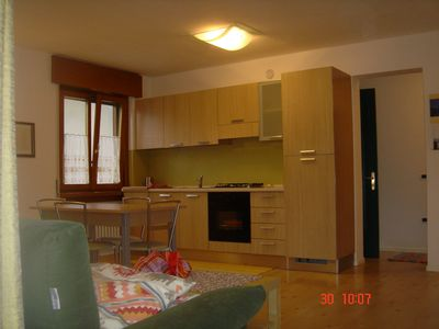 Photo for Apartment overlooking the Cadore valley