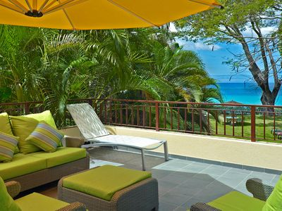 Photo for Beachfront Villa with Plunge Pool - Church Point 2