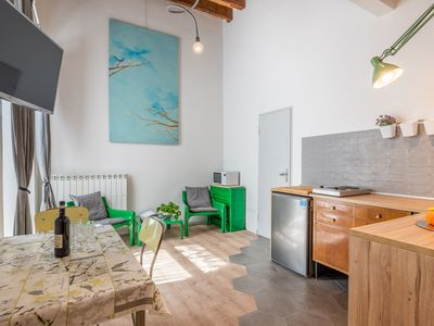 Photo for Laundry Apartment, Lovely two-room apartment in a beautiful residential area