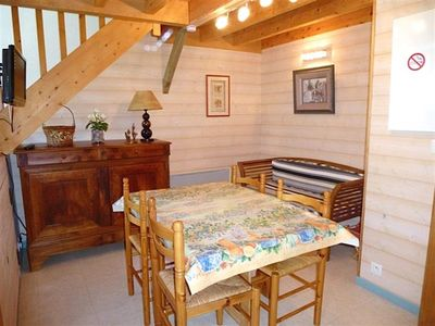 Photo for Beautiful duplex in Barèges, with south-facing balcony, sleeps 6